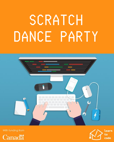 scratch dance party